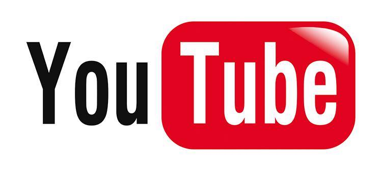 logo youtube mobile